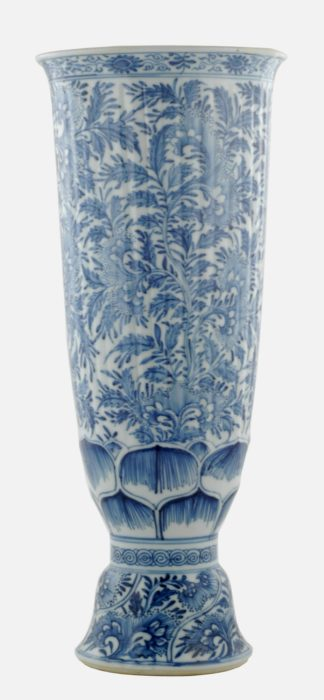 Fine Chinese Export Beaker and Cover