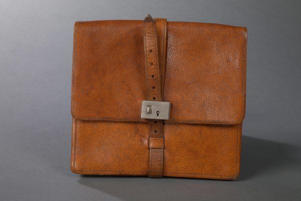 Soft Leather Letter File