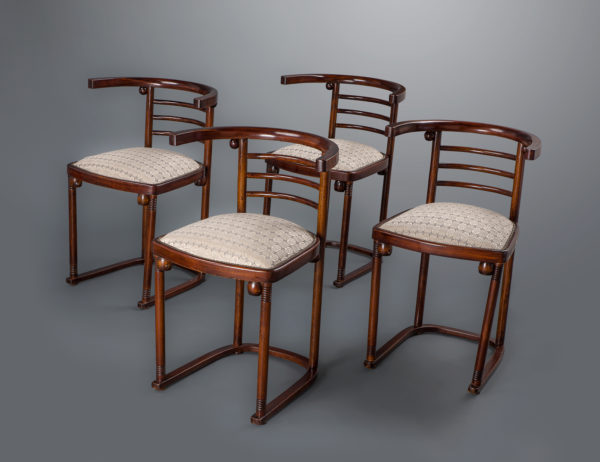 A Set of Four Joseph Hoffmann
