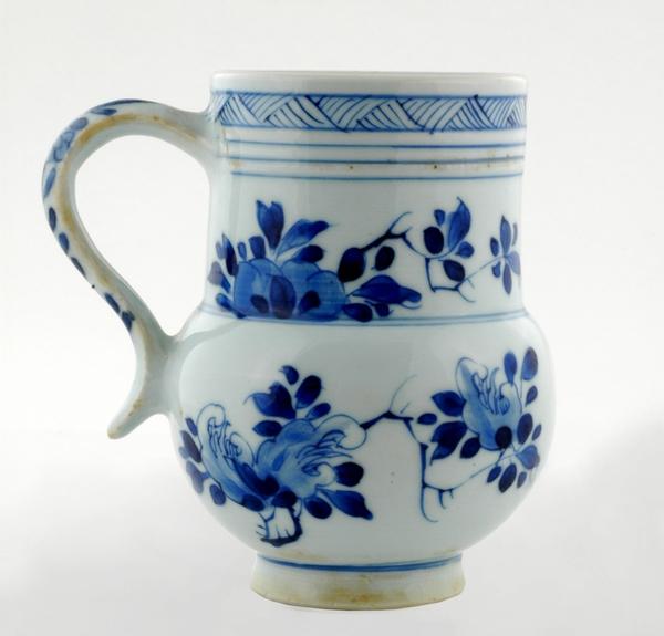 Good Chinese Export Porcelain Mug
