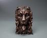 A Superb Elizabeth I Carved Oak Lion Mask Mount