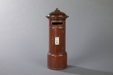 Good Victorian Country House Letter Box