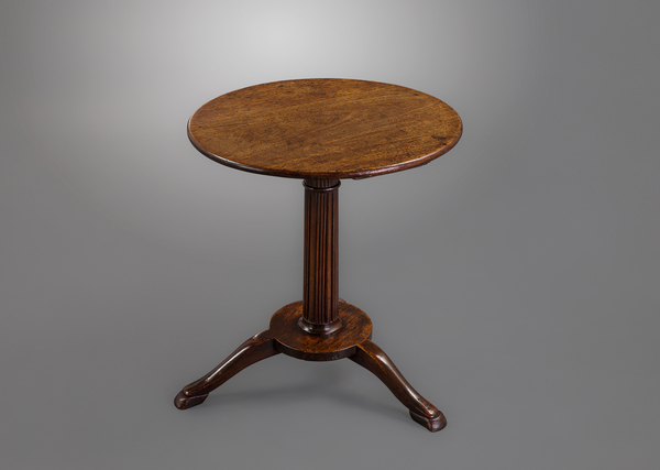 Delightful Country Tripod Table