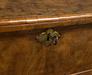 Fine Queen Ann Burr Walnut Side Table