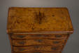 Fine and Rare Burr Walnut Bachelors Chest
